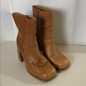 Frye Karma Zip Boots